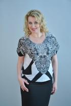 блуза 1595 р-р 56